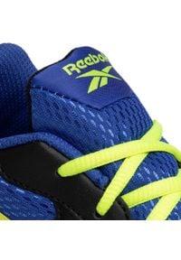 Buty Reebok - Xt Sprinter FZ3349 Coublu/Black/Yelflr. Kolor: niebieski. Materiał: materiał, skóra. Szerokość cholewki: normalna. Sport: bieganie