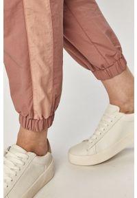 Spodnie dresowe Jacqueline de Yong gładkie