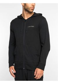 Calvin Klein Underwear Bluza 000NM1542E Czarny Regular Fit. Kolor: czarny