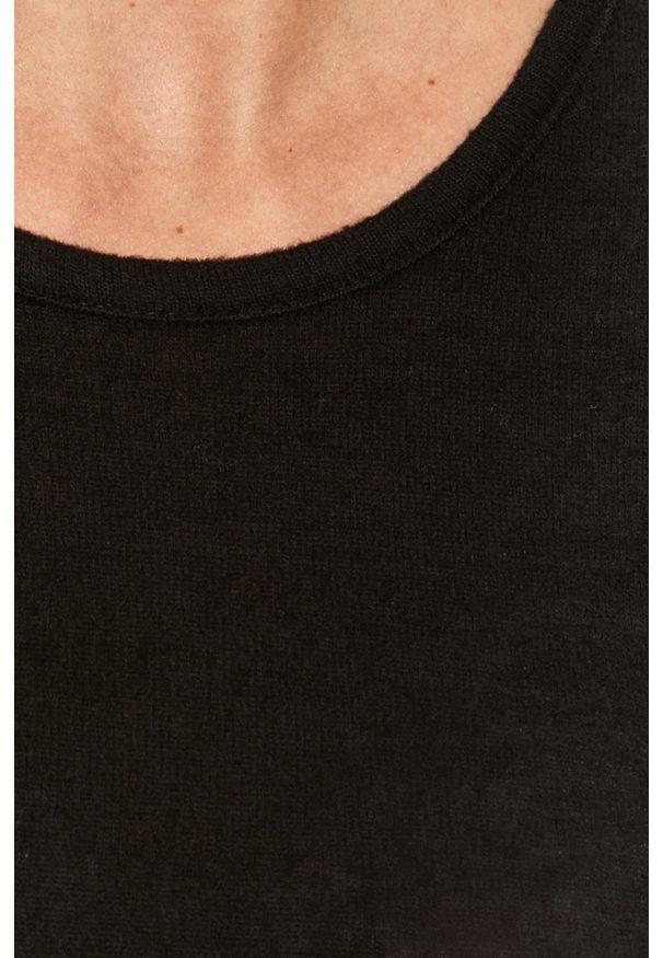 Czarna sukienka Haily's mini, casualowa