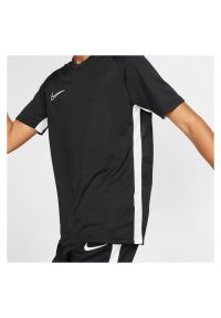 Koszulka Nike Dri-FIT Academy Jr AO0739. Materiał: skóra, poliester. Technologia: Dri-Fit (Nike). Sport: fitness, piłka nożna