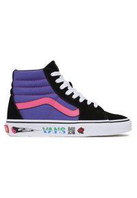 Vans Sneakersy Sk8-Hi VN0A32QG4U91 Czarny. Kolor: czarny. Model: Vans SK8