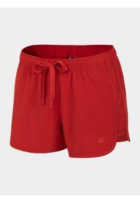 Czerwone szorty kąpielowe 4f