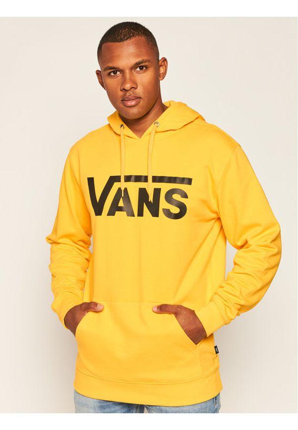 Żółta bluza Vans