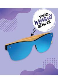 Okulary przeciwsłoneczne MegaKoszulki z nadrukiem