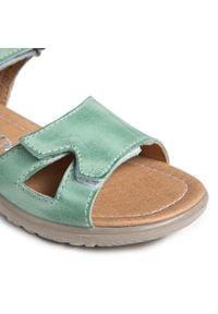 Sandały RICOSTA - Pepino By Ricosta Moni 73 6422700/523 D Jade. Kolor: zielony. Materiał: skóra ekologiczna