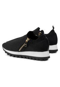 Czarne buty sportowe DKNY