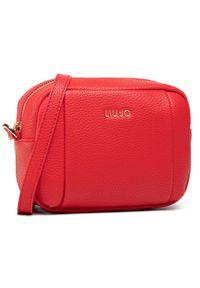 Liu Jo - Torebka LIU JO - M Beauty AA1107 E0027 True Red 91664. Kolor: czerwony. Materiał: skórzane