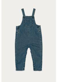 Niebieskie jeansy GAP na co dzień, casualowe, gładkie