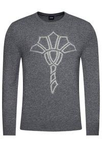Szary sweter klasyczny JOOP!
