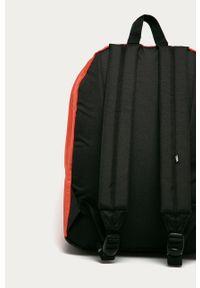 Vans - Plecak. Kolor: pomarańczowy. Materiał: materiał, nylon, poliester. Wzór: gładki #2