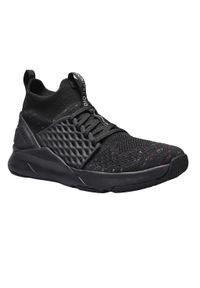 Czarne buty treningowe DOMYOS