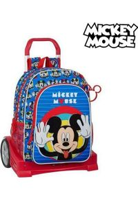 Plecak DISNEY - MICKEY MOUSE z motywem z bajki