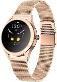 Smartwatch Artnico KW10 Złoty. Rodzaj zegarka: smartwatch. Kolor: złoty