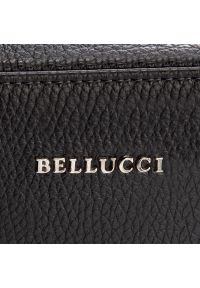 Czarna listonoszka Bellucci