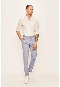 Spodnie Lacoste na co dzień, casualowe