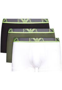 Bokserki Emporio Armani Underwear w kolorowe wzory