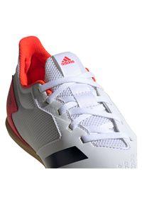 Adidas - Buty halowe adidas Predator 20.4 IN EG0926. Materiał: syntetyk. Szerokość cholewki: normalna. Sezon: lato. Sport: piłka nożna