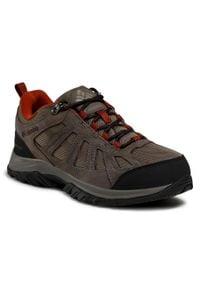 Zielone buty trekkingowe columbia trekkingowe