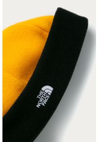 Żółta czapka The North Face