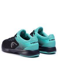 Czarne buty sportowe Head do biegania #6