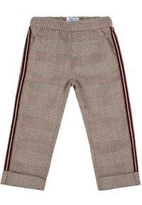 Mayoral Spodnie materiałowe 4504 Beżowy Regular Fit. Kolor: beżowy. Materiał: materiał