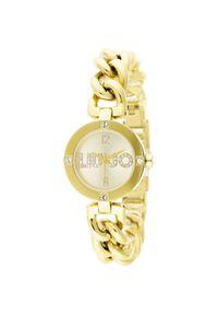 Złoty zegarek Liu Jo