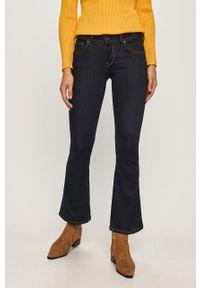 Niebieskie jeansy bootcut Pepe Jeans