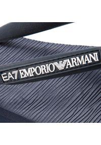 EA7 Emporio Armani - Japonki EA7 EMPORIO ARMANI - XCQ002 XCC08 A138 Night Blue/White. Kolor: niebieski. Sezon: lato