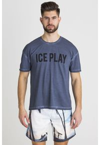 T-shirt Ice Play z nadrukiem
