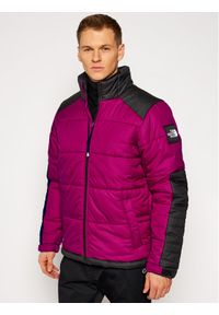 Różowa kurtka puchowa The North Face