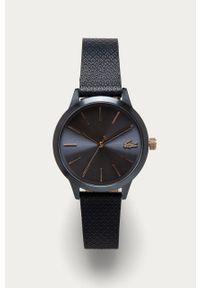 Niebieski zegarek Lacoste