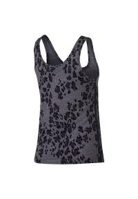Koszulka damska fitnessowa Nike Sportswear Gym Vintage AR3810. Materiał: jersey, materiał, bawełna, poliester, tkanina. Długość rękawa: na ramiączkach. Sport: fitness