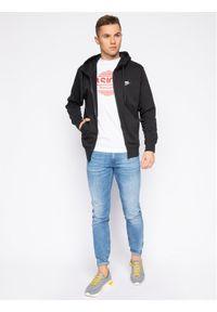 Nike - NIKE Bluza Sportswear Club BV2648 Czarny Standard Fit. Kolor: czarny