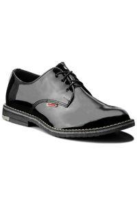 Czarne buty komunijne Zarro na co dzień, casualowe
