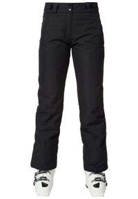 Rossignol - ROSSIGNOL Spodnie narciarskie damskie RAPIDE black. Sport: narciarstwo