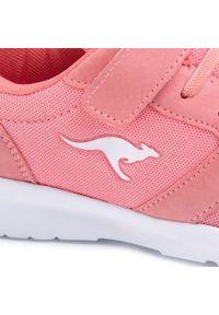 Różowe buty sportowe KangaRoos #7