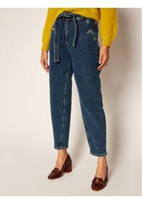 Niebieskie jeansy Pennyblack