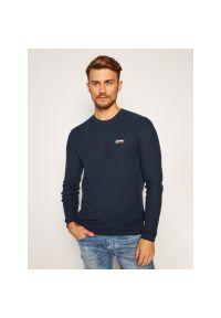 Niebieski sweter Tommy Jeans
